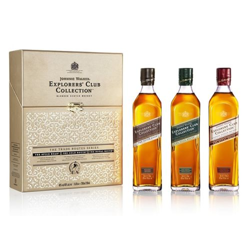 Explorer's Club Collection