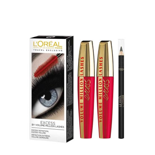 Volume Million Lashes Excess Duo & Free Khol