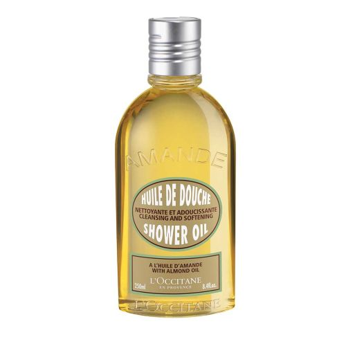 Almond Cleansing and Softening Shower Oil