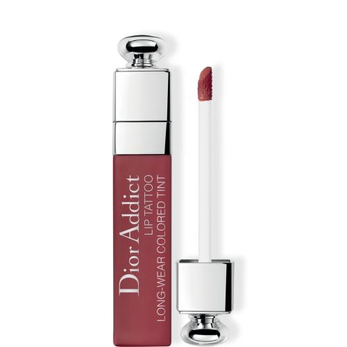 Dior Addict Lip Tattoo Colored Tint Bare Lip Sensation Extreme Weightless Wear 771 Natural Berry 6ml