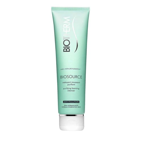 Biosource Foaming Cream for Normal Skin