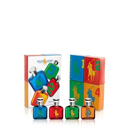 Big Pony Men Miniature Set