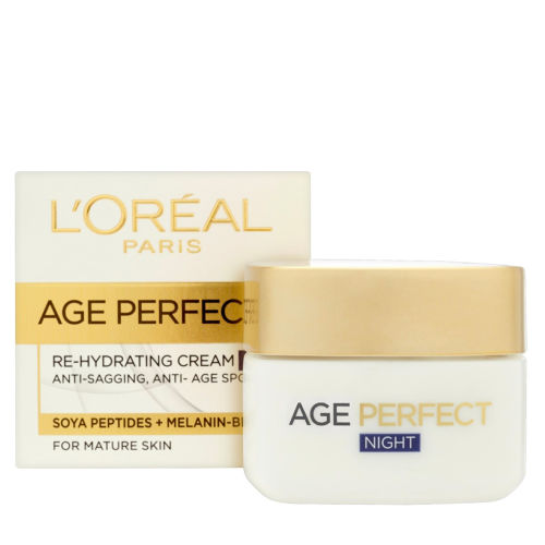 Age Perfect Re-Hydrating Night Cream