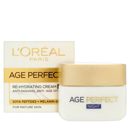 Age Perfect Re-Hydrating Night Cream