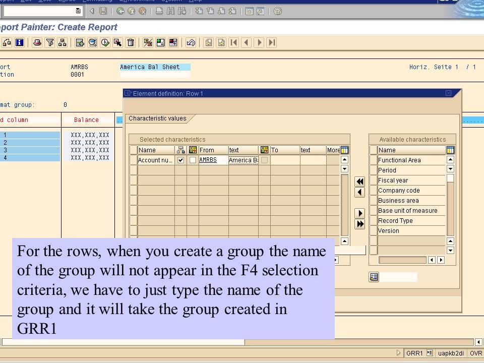 8. create a group