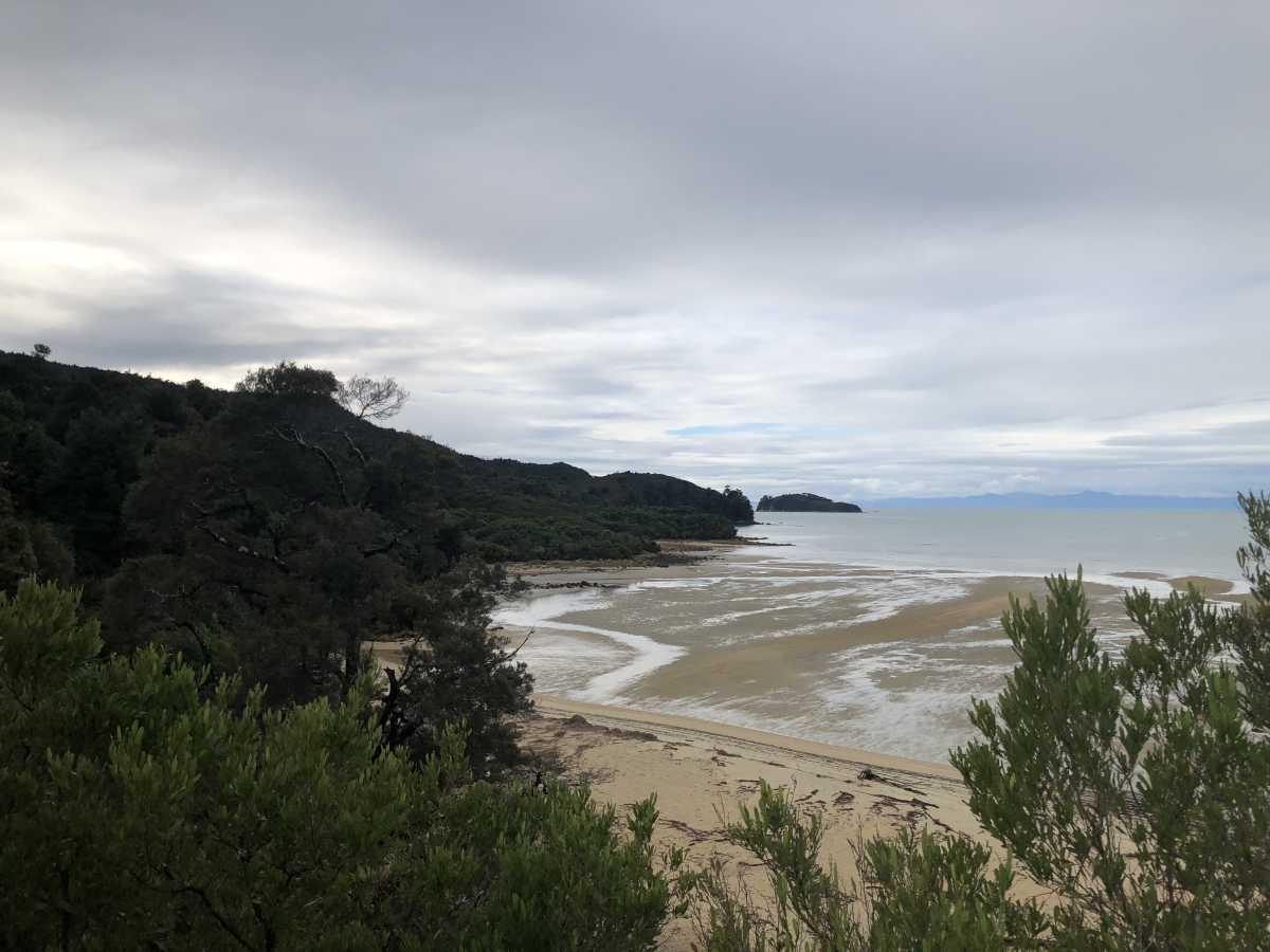 Abel Tasman coastal walk