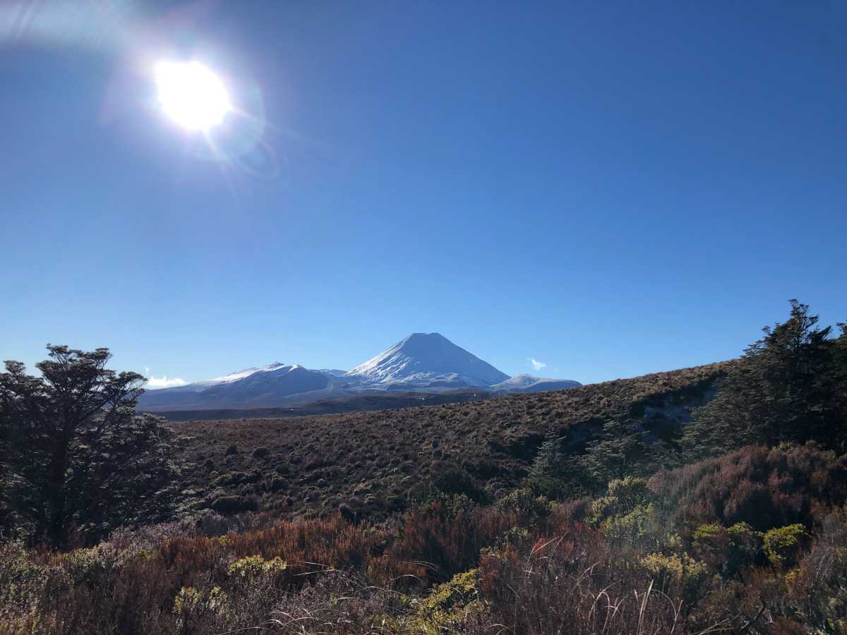 View from the Whakapapa Ridge Walk