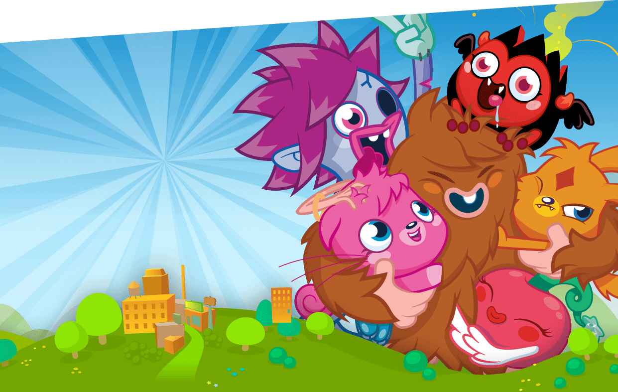 Welcome To Moshi Monsters Home
