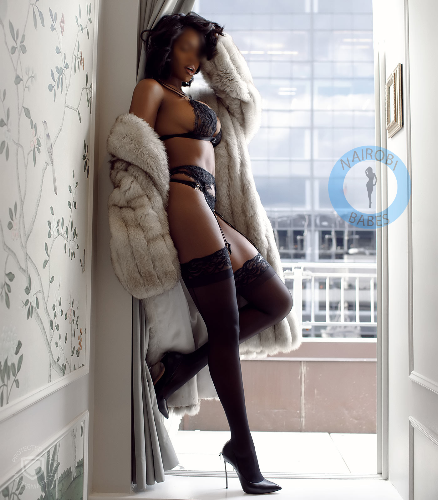Book a meeting with Nairobibabes Escort Charlotte in CBD today
