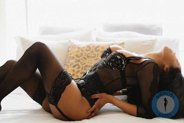 Spend some time with Nairobibabes Escort Daisy in CBD; you won't regret it