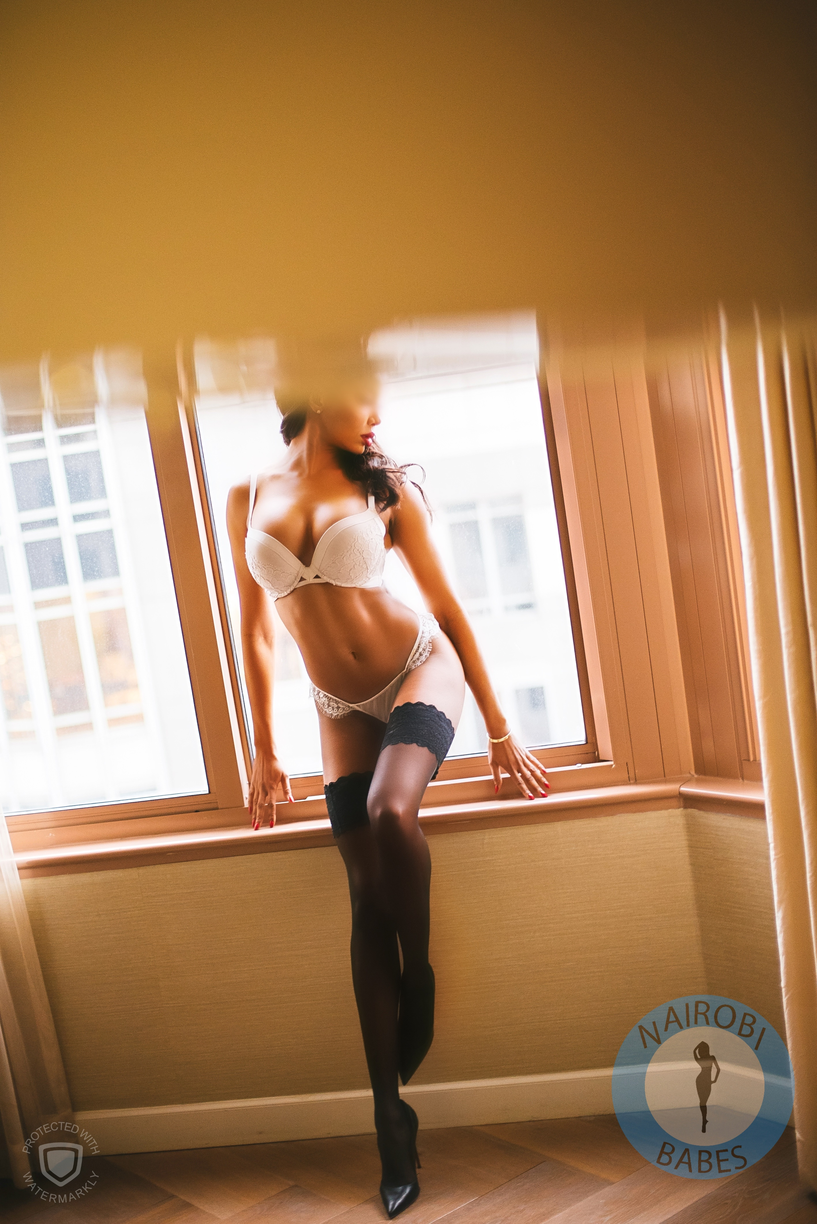 Spend some time with Nairobibabes Escort Bella in CBD; you won't regret it