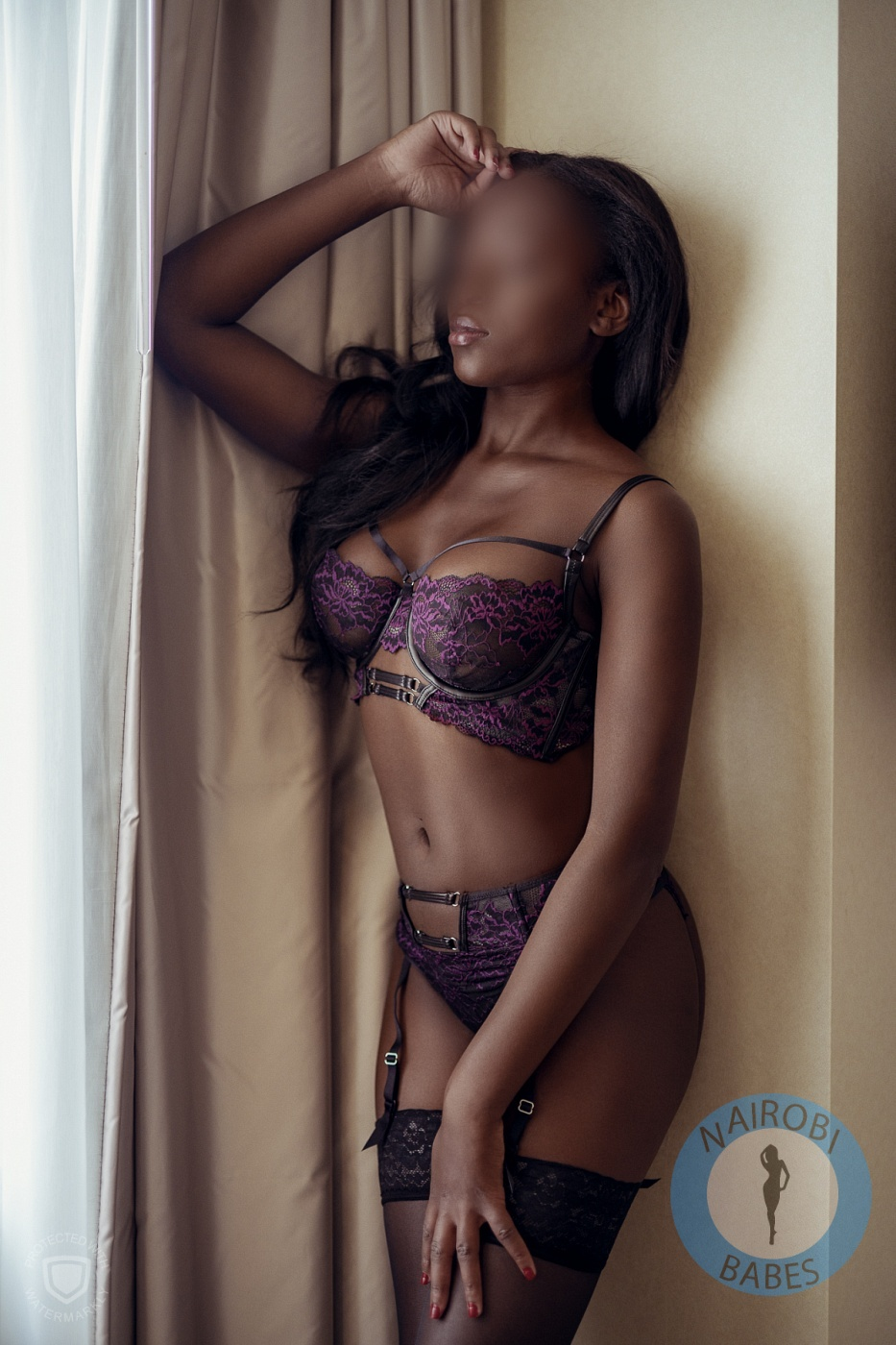 Spend some time with Nairobibabes Escort Elsie in CBD ; you won't regret it