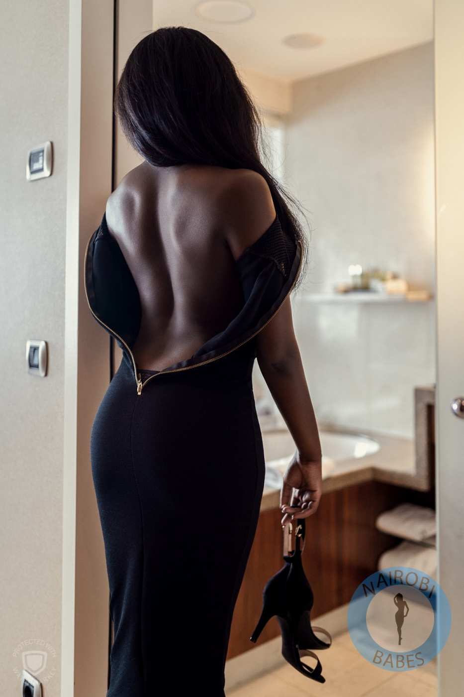 Spend some time with Nairobibabes Escort Elsie in CBD; you won't regret it