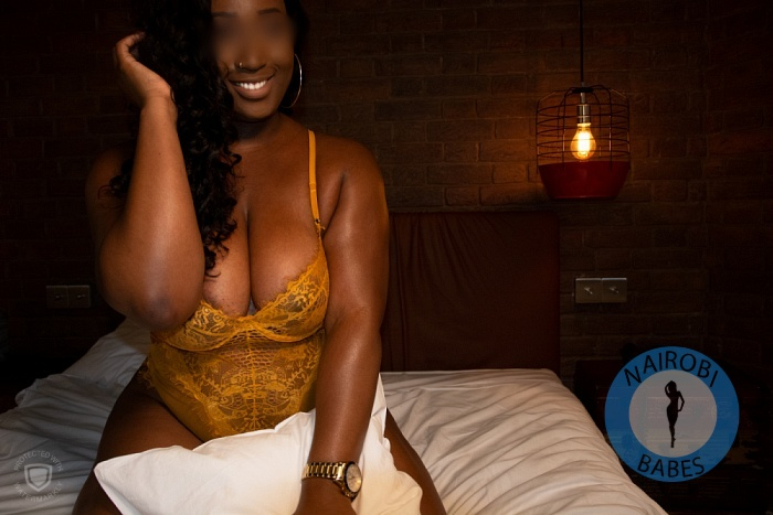 Spend some time with Nairobibabes Escort Ginger in CBD; you won't regret it