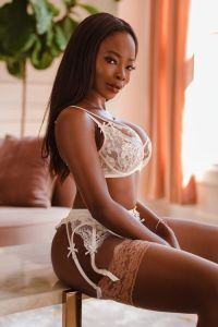 Spend some time with Nairobibabes Escort Amelia in CBD; you won't regret it