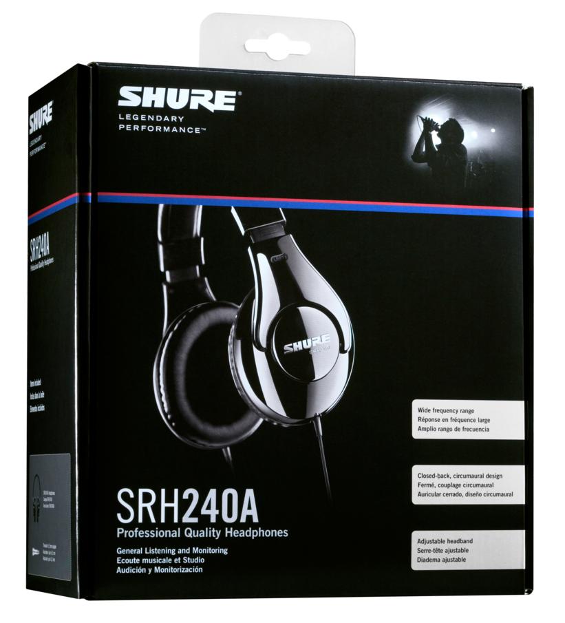 Shure SRH240A