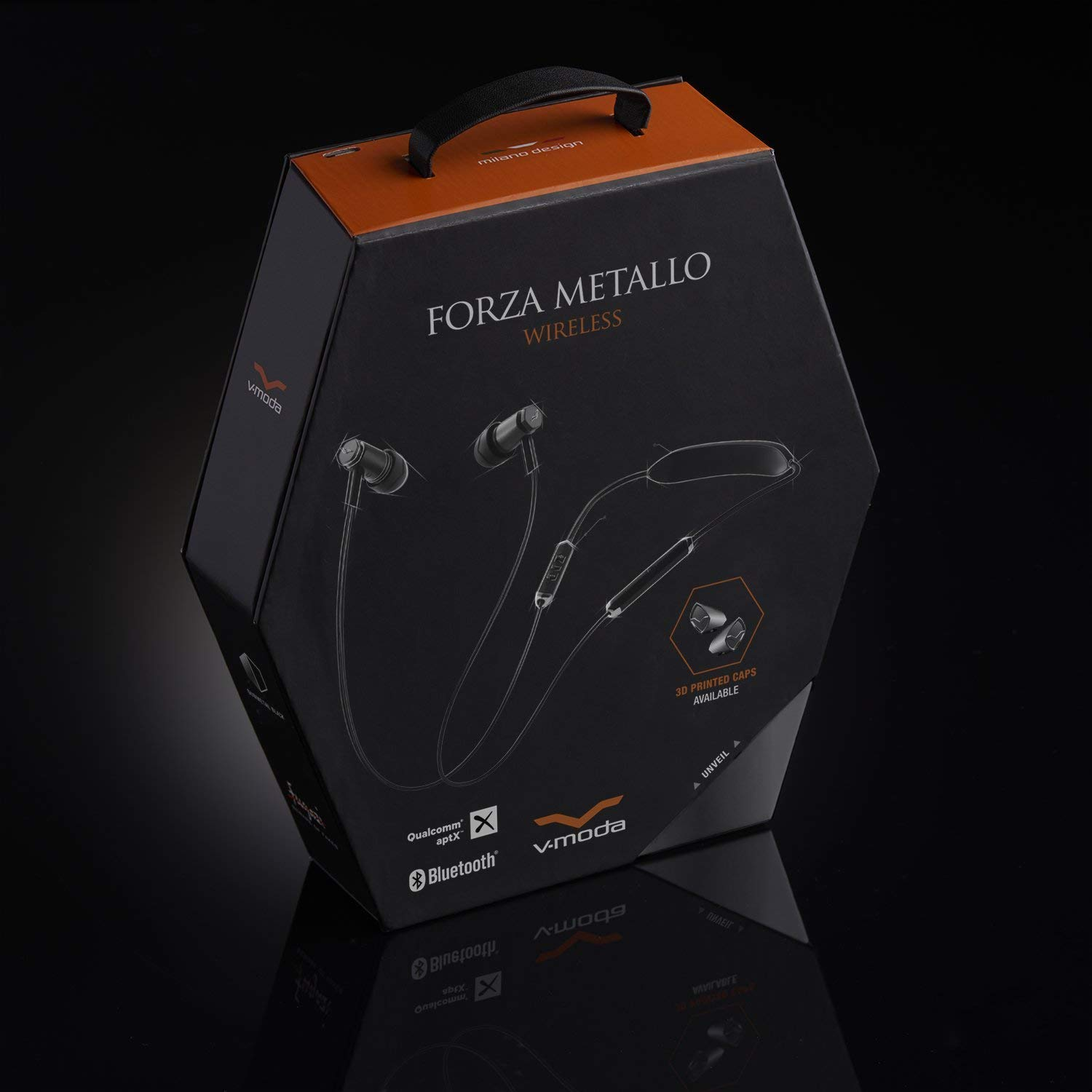 V-MODA Forza Metallo Wireless