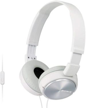 Sony MDR-ZX310AP (White)