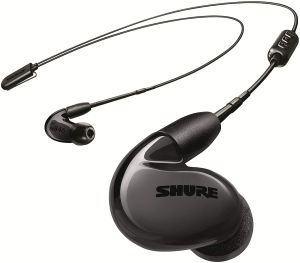 Shure SE846 (Black w/ Wireless Adapter)