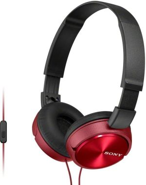 Sony MDR-ZX310AP (Red)