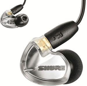 Shure SE425 (Silver)