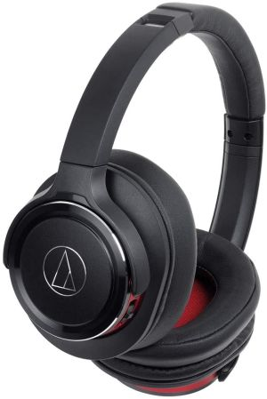 Audio-Technica ATH-WS660BT (Black/Red)