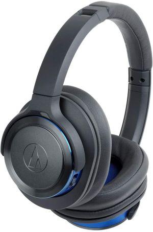 Audio-Technica ATH-WS660BT (Gunmetal/Blue)