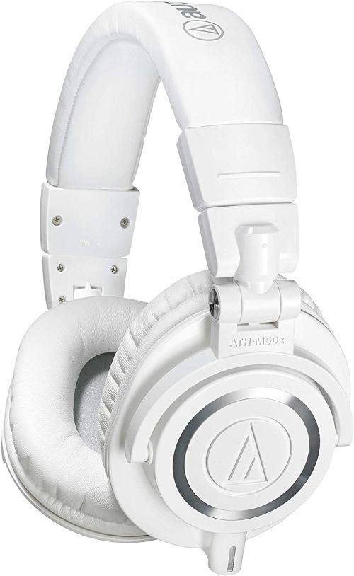 Audio-Technica ATH-M50x (White)