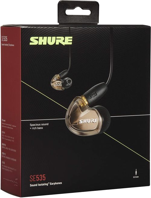 Shure SE535 (Bronze)
