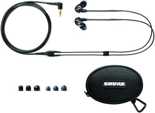 Shure SE215 Wired (Black)