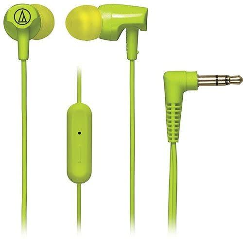 Audio-Technica ATH-CLR100iS (Lime Green)