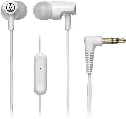 Audio-Technica ATH-CLR100iS (White)