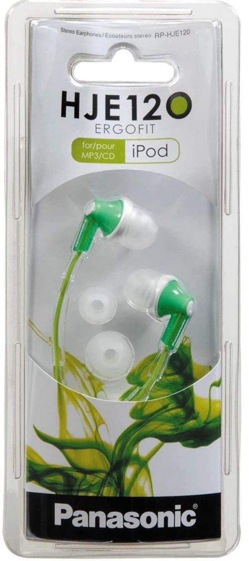 Panasonic RP-HJE120 (Green)