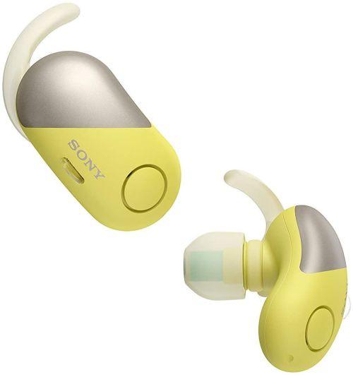 Sony WF-SP700N (Yellow)