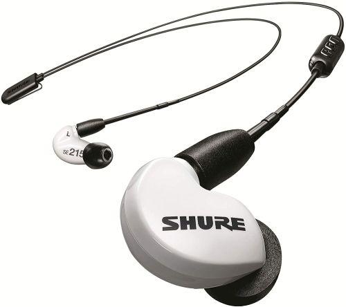 Shure SE215 Wireless (White)