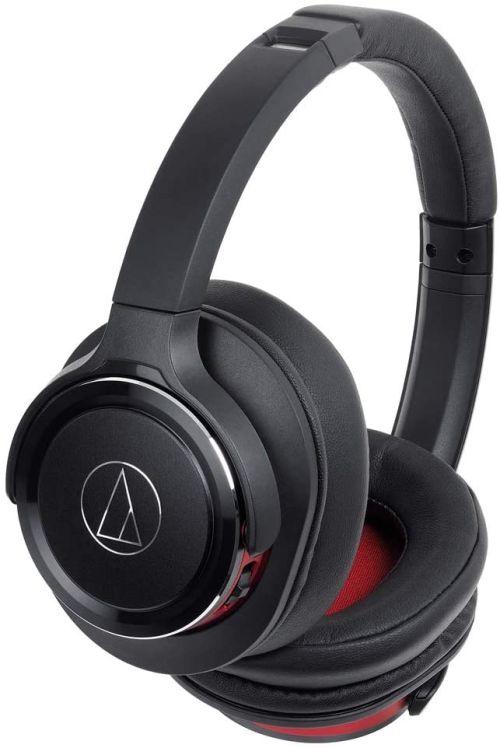 Audio-Technica ATH-WS660BT (Black/Red)