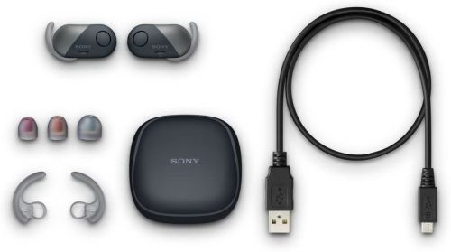 Sony WF-SP700N (Black)
