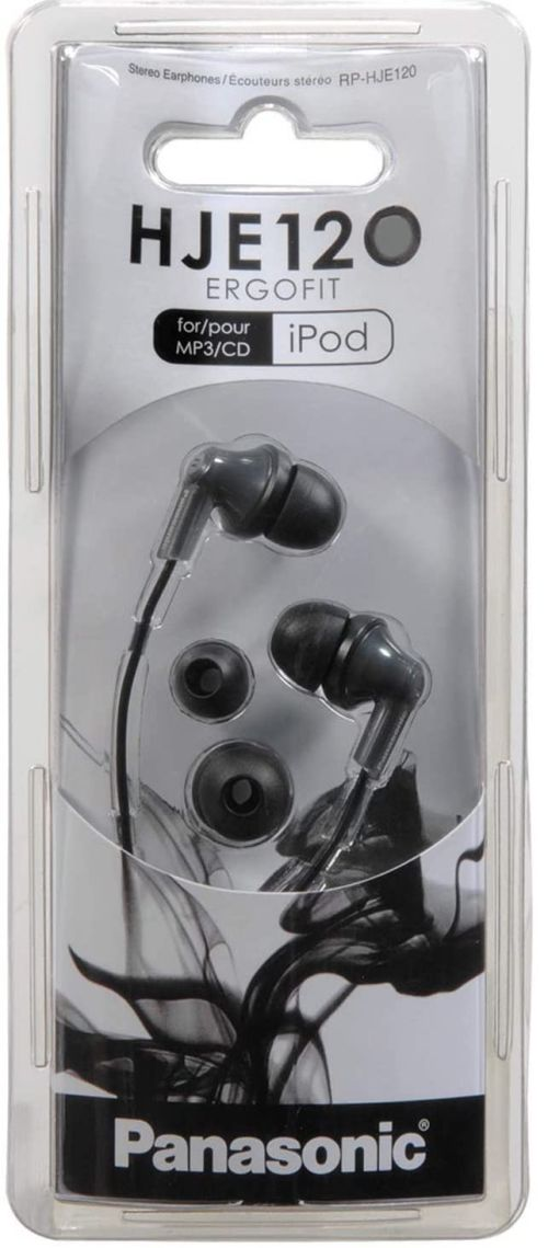 Panasonic RP-HJE120 (Black)