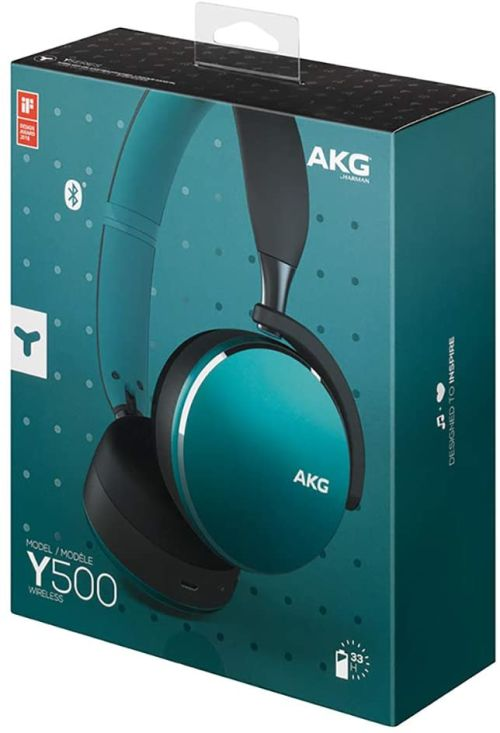 AKG Y500 Wireless (Green)