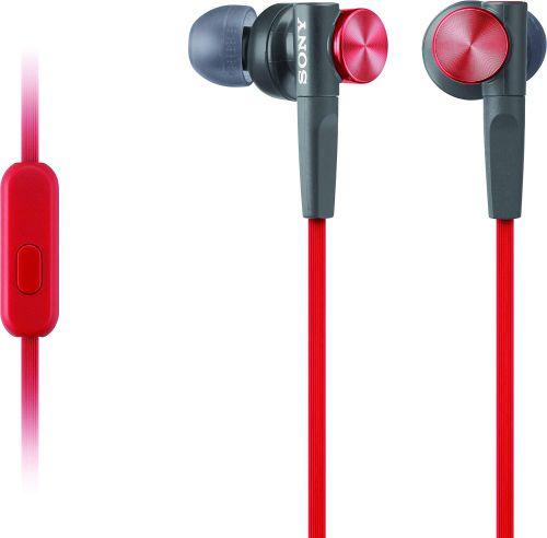 Sony MDR-XB50AP (Red)