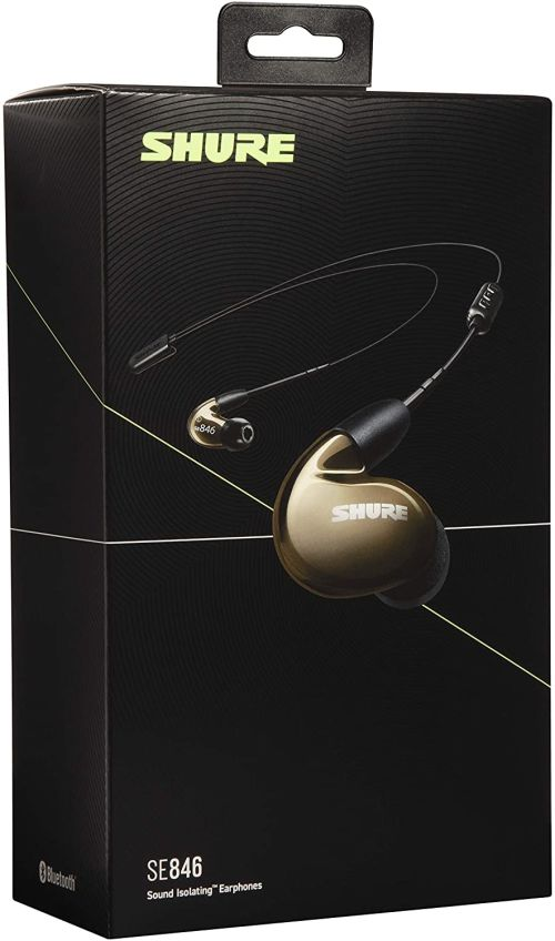 Shure SE846 (Bronze w/ Wireless Adapter)