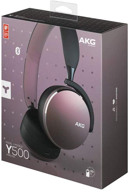 AKG Y500 Wireless (Pink)