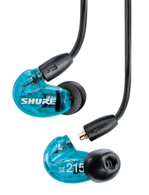 Shure SE215 Wired