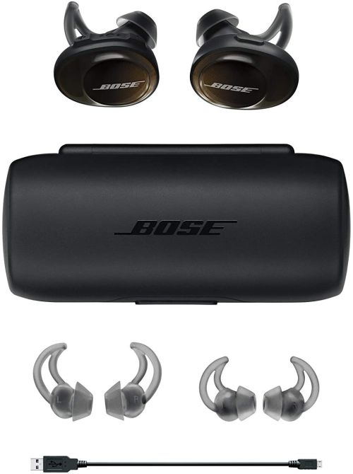 Bose SoundSport Free (Black)