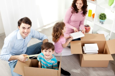 Условия регистрации несовершеннолетних детей по месту жительства