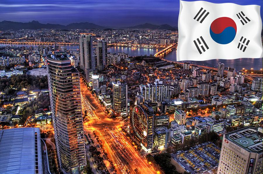 Как выглядит виза F4 в Южную Корею для россиян