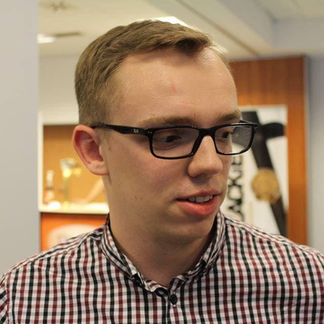 Michał Miszczyszyn's Picture