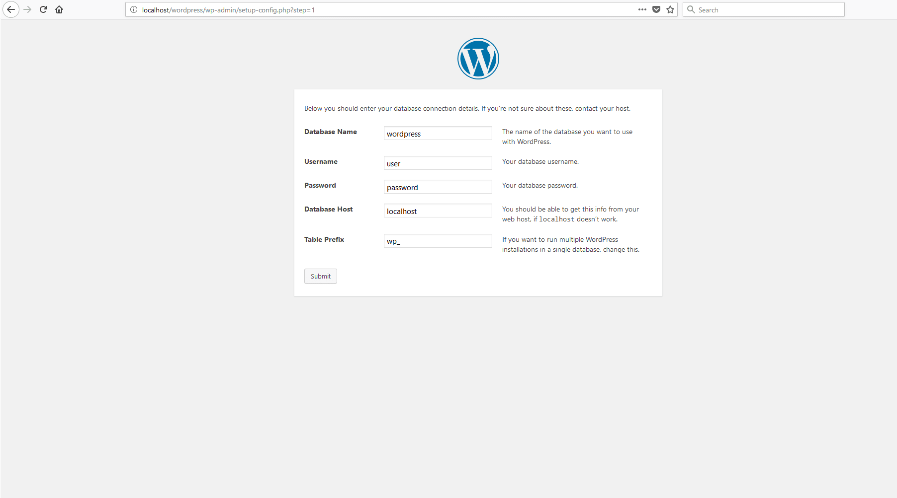 wordpress_setup