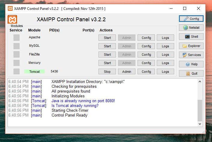 xmapp_running