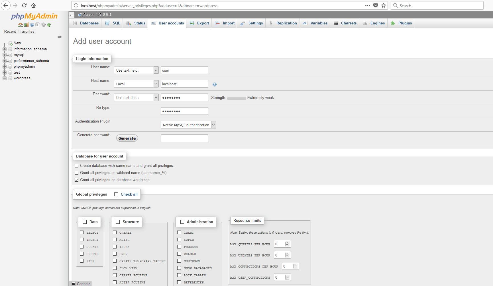 xmapp_sql_user